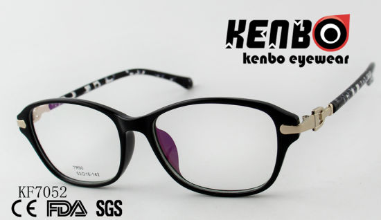 High Quality PC Optical Glasses Ce FDA Kf7052