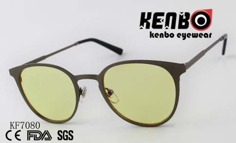 High Quality Optical Glasses with Anti-Blue Ray Lens Ce FDA Kf7080