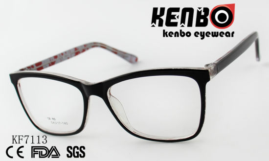 High Quality PC Optical Glasses Ce FDA Kf7113