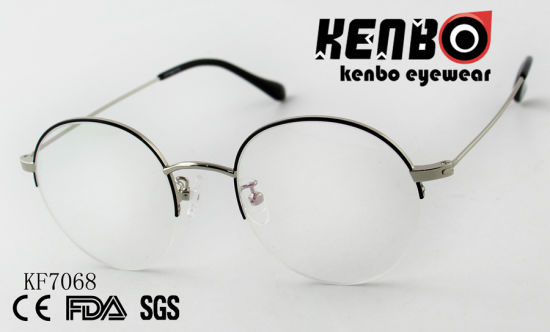 High Quality PC Optical Glasses Ce FDA Kf7068