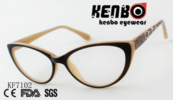 High Quality PC Optical Glasses Ce FDA Kf7102