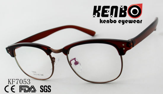 High Quality PC Optical Glasses Ce FDA Kf7053