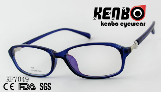 High Quality PC Optical Glasses Ce FDA Kf7049